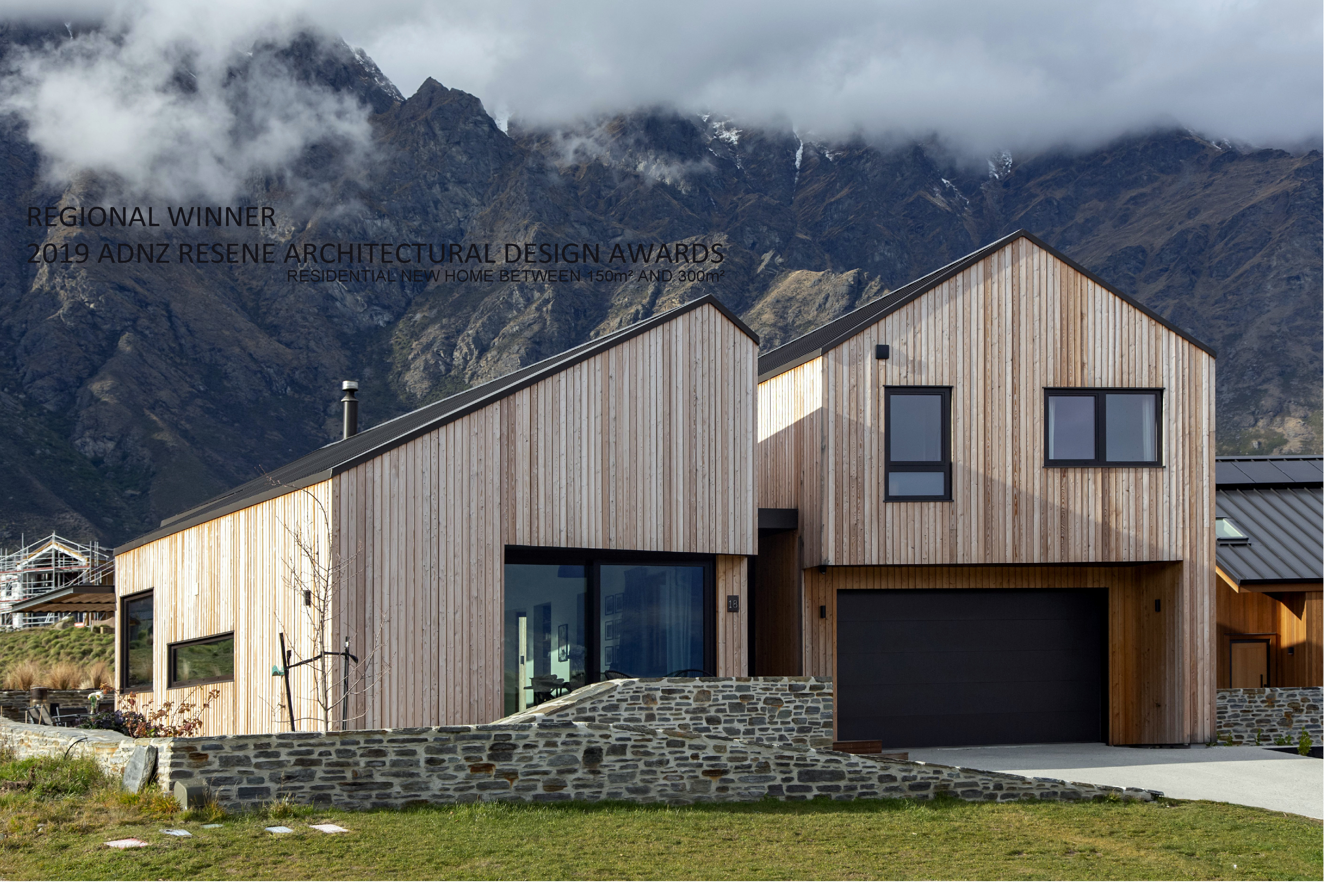 TWIN PEAK HOUSE - Queenstown